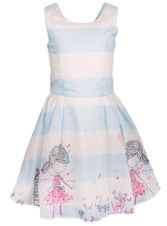 Happy Girls kislány ruha 86 világoskék