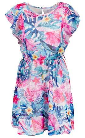 Happy Girls dievčenské šaty 86 viacfarebná