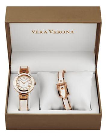 Vera Verona MWdámská dárková sada hodinek MWF16-038C
