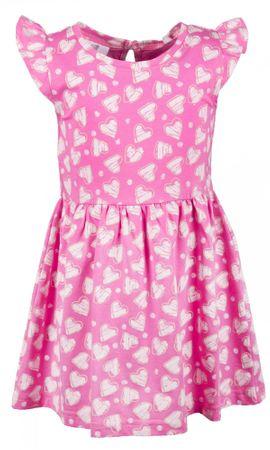 Happy Girls lány ruha 62 rózsaszín