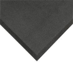 Černá olejivzdorná protiúnavová rohož Posture Mat - 1,9 cm