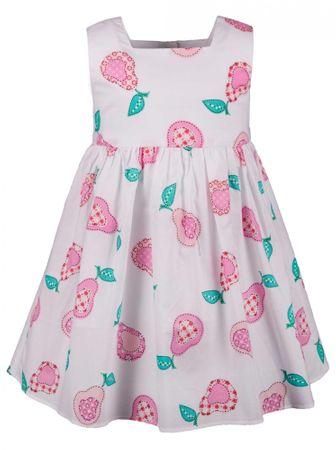 Happy Girls sukienka dziewczęca 62 różowa