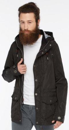 DreiMaster moška jakna, XL, črna