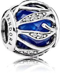 Pandora Kraljevska modra kroglica 791969NCB srebro 925/1000