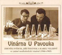 autor neuvedený: Vinárna u Pavouka - CD