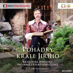 Langmajer Jiří: Pohádky krále Jiřího (MP3-CD)