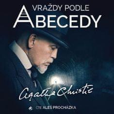 Christie Agatha: Vraždy podle abecedy - MP3-CD
