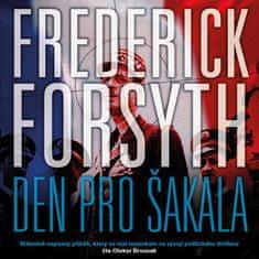 Brousek Otakar ml.: Forsyth: Den pro Šakala (MP3-CD)