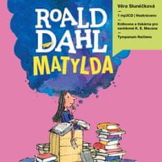 Slunéčková Věra: Dahl: Matylda (MP3-CD)