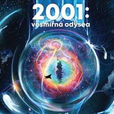 Honzovič Richard: Clarke: 2001: Vesmírná odysea (MP3-CD)