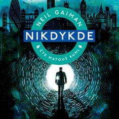 Ruml Matouš: Neil Gaiman: Nikdykde (2x CD) - MP3-CD