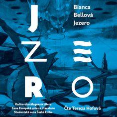 Hofová Tereza: Bellová: Jezero (MP3-CD)