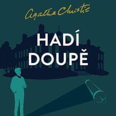 Christie Agatha: Hadí doupě - MP3-CD