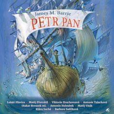 Various: Barrie: Petr Pan (MP3-CD)