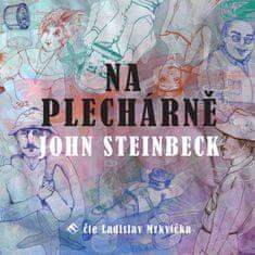 Steinbeck John: Na Plechárně - MP3-CD