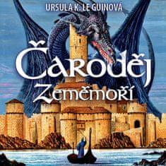 Juřička Tomáš: Le Guinová: Čaroděj Zeměmoří - MP3-CD