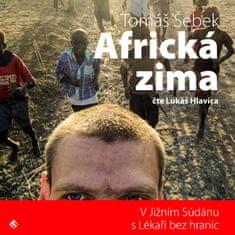 Šebek Tomáš: Africká zima - MP3-CD