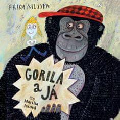 Issová Martha: Nilsson: Gorila a já (MP3-CD)