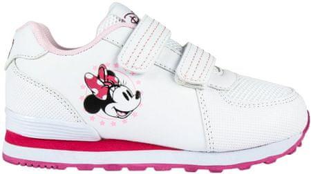 Disney dívčí tenisky Minnie 24 bílá/růžová