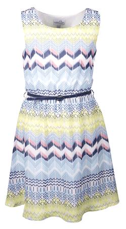 Happy Girls haljina za djevojčice, 170, šarena