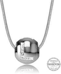Levien Ocelový náhrdelník písmeno L CLET-L