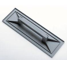 Ausonia gladilka za tlake, plastična, 44x14cm