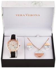 Vera Verona zestaw upominkowy dla kobiet z zegarkiem MWF16-202