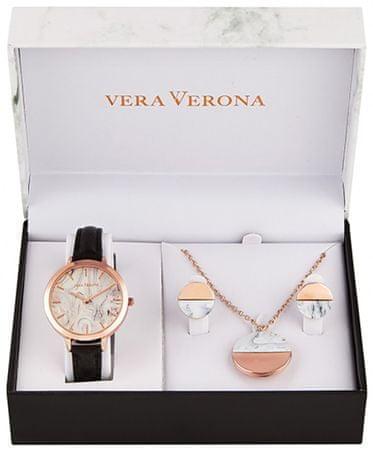 Vera Verona dámská dárková sada hodinek MWF16-202