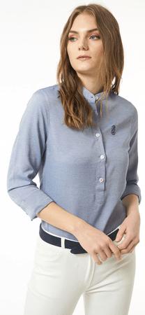 Jimmy Sanders ženska košulja, S, tamno plava