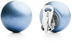 Ballsmania Originálne náušnice O154M 14-4214 Azzuro Polvere