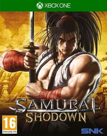 Focus igra Samurai Shodown (Xbox One)