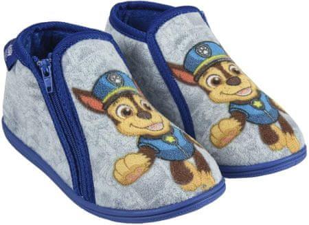 Disney chlapecké bačkůrky Paw Patrol 21 šedá/modrá