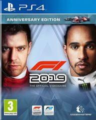 Codemasters igra F1 2019 - Anniversary Edition (PS4)