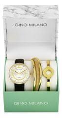 Gino Milano MWF17-051G ženski darilni komplet z uro