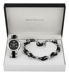 Gino Milano Dámská dárková sada hodinek MWF14-001B