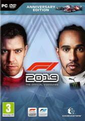 Codemasters igra F1 2019 - Anniversary Edition (PC)