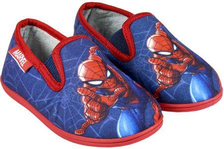 Disney chlapecké bačkůrky Spiderman 25 modrá