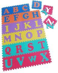 Alltoys puzzle z pianki alfabet 26 sztuk