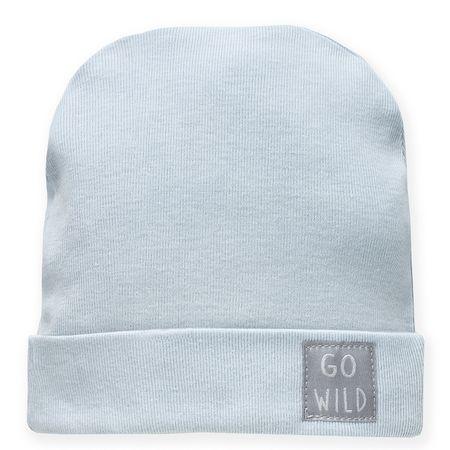PINOKIO chlapecká čepička Wild Animals 56 modrá