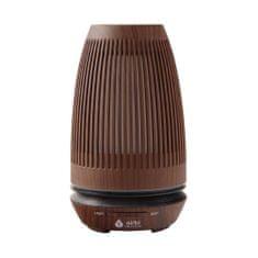 Airbi Aroma difuzér s možností osvětlení SENSE – tmavé dřevo