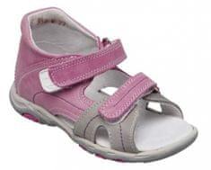 SANTÉ Zdravotná obuv detská N / 950/802/73/13 ružová