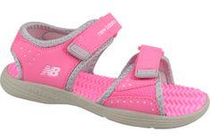 New Balance New Balance Sandal K K2004GRP 32,5 Różowe