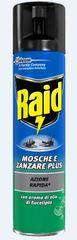 Raid sprej proti letečim insektom, evkaliptus, 400 ml