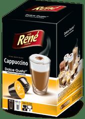 René set kapsula Capuccino za aparat za kavu Dolce Gusto, 16 komada