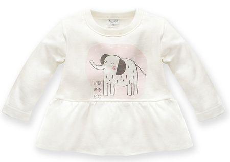 Pinokio Wild Animals lány póló 74 fehér