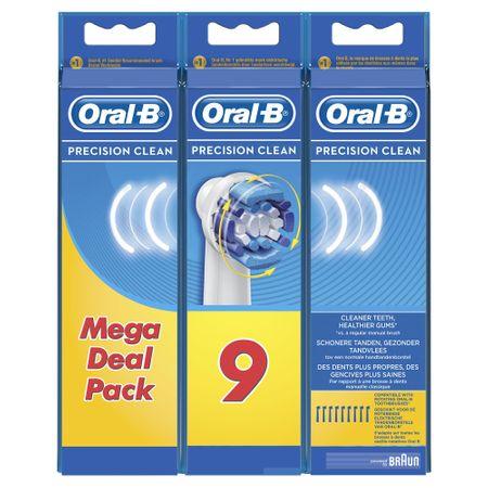 Oral-B Precision clean 9CT fogkefe fej