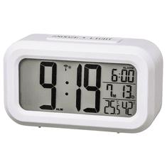 HAMA RC 660, alarm cyfrowy sterowany sygnałem radiowym, biały