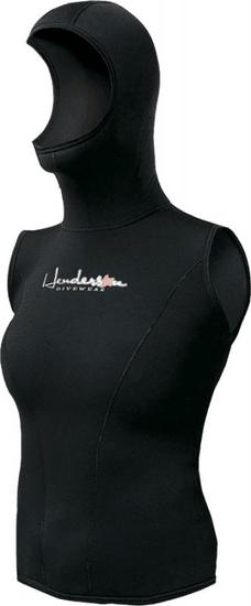 Henderson Neoprenová vesta s kuklou Thermoprene 5/3mm dámská velikost 4