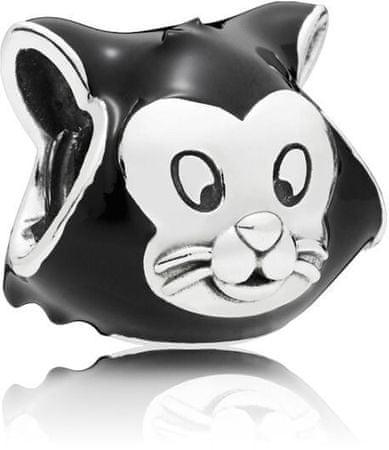 Pandora Srebrna kroglica Disney Figaro 797488EN16 srebro 925/1000