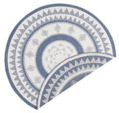 Bougari Kusový koberec Twin Supreme 103414 Jamaica blue creme